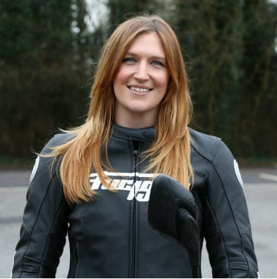 Laura Smith Owner of Motorcycle Instructor Training Centre