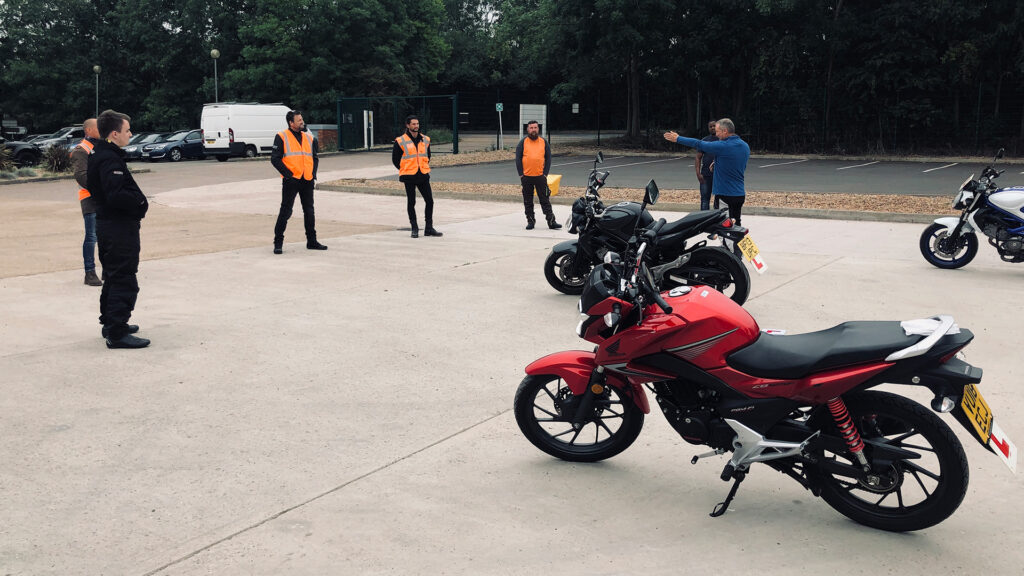Motorcycle Instructor Training - ATB Owners Accredited Training Body