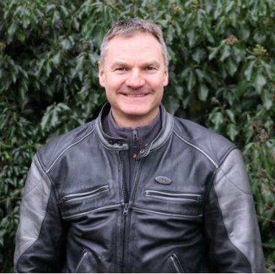 Simon Hayes About Us Profile - Motorcycle Instructor Training Centre owner